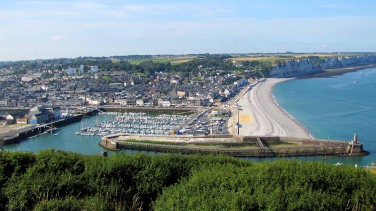 F camp st val ry en caux veule les roses le tr port - Saint valery en caux restaurant du port ...