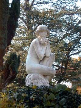 Sculptures dans la ville - Statue de jardin belgique ...