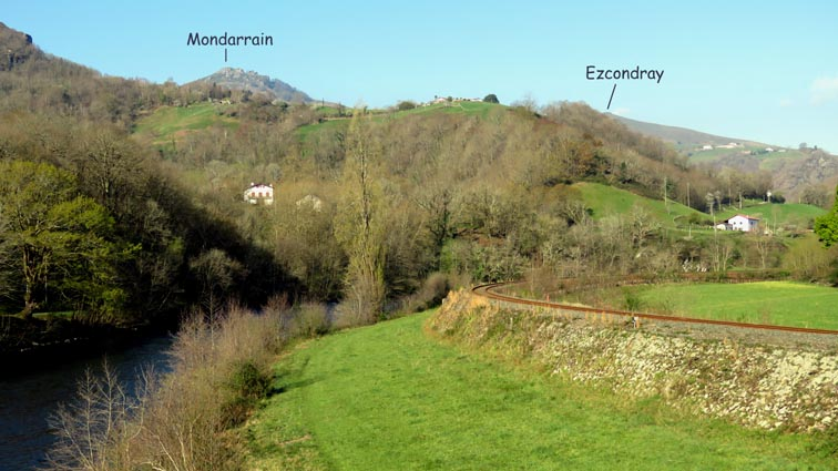 Mondarrain et Ezcondray