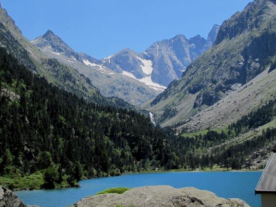 Mayouret - Lac de gaube ...